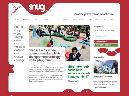Project: Snug Playgrounds