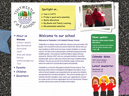Tintwistle C of E Primary School